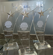 Our 3 Awards