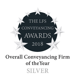 Overall Conveyancing Firm in the UK