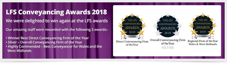 LFS Conveyancing Awards 2018