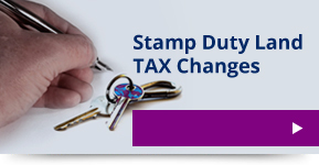 Stamp Duty Land Tax Changes