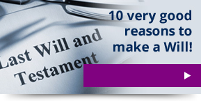 Reasons to make a will