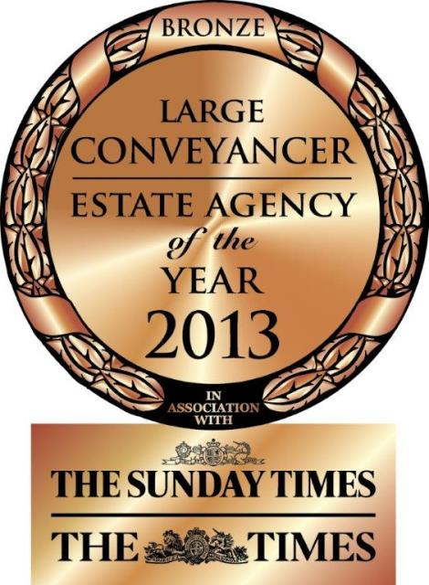 Large conveyancer award bronze