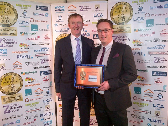 mark and tristan howells conveyancing award