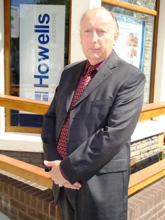 Alun Rosser partner at Howells Solicitors