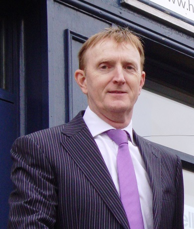 Mark Hobbs managing partner at Howells Solicitors
