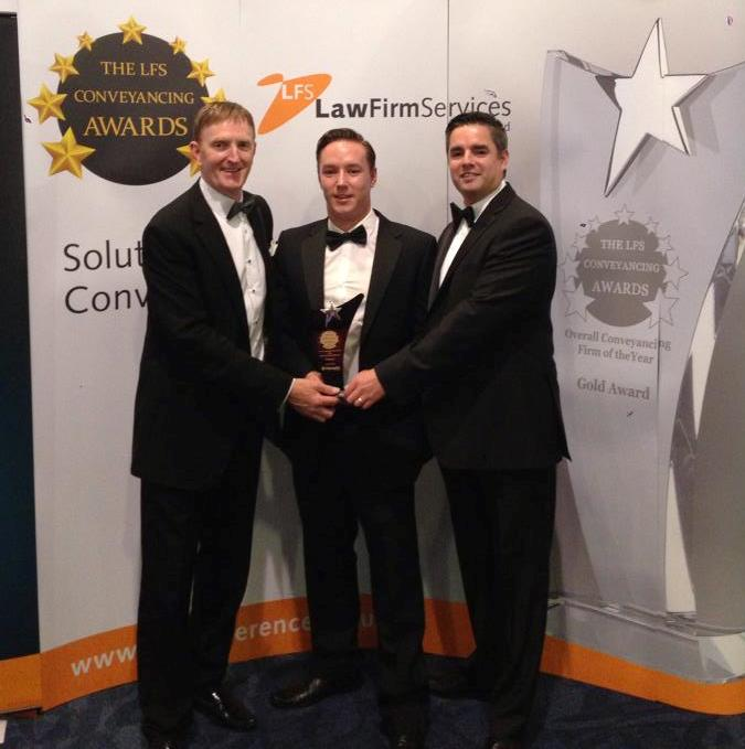 award winning conveyancing solicitors