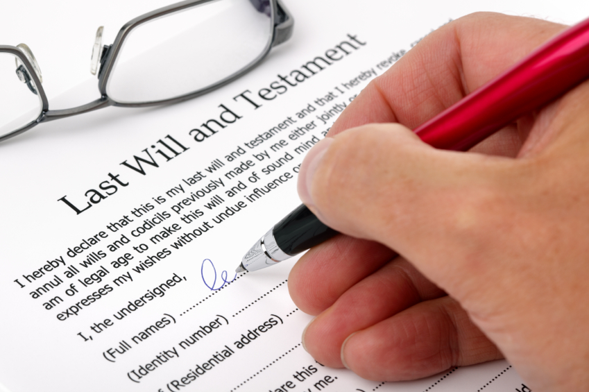Do You Need a Will When Buying a House?